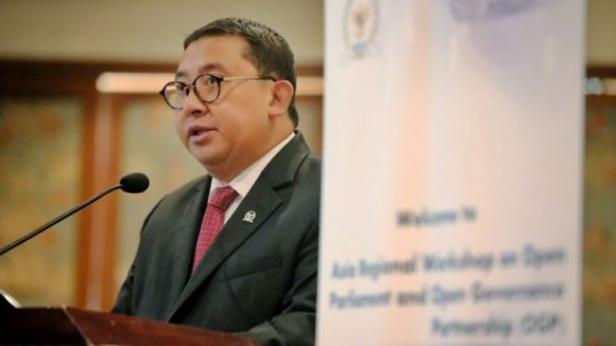 Anggota DPR RI dari Fraksi Gerindra Fadli Zon