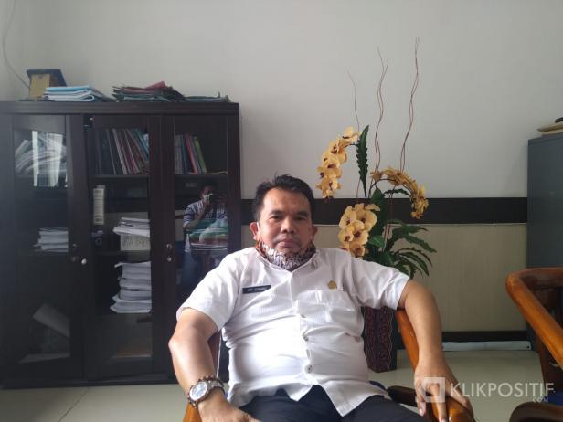 Kabag Perekonomian Pemko Payakumbuh Arif Siswandi.