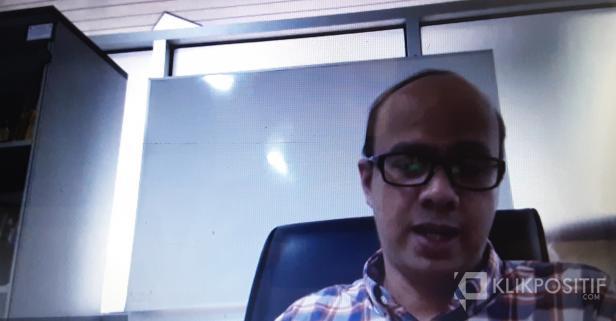 Epidemiolog Universitas Andalas (Unand) Defriman Djafri, S.KM., M.KM., Ph.D