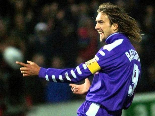 Legenda sepak Argentina, Gabriel Batistuta,