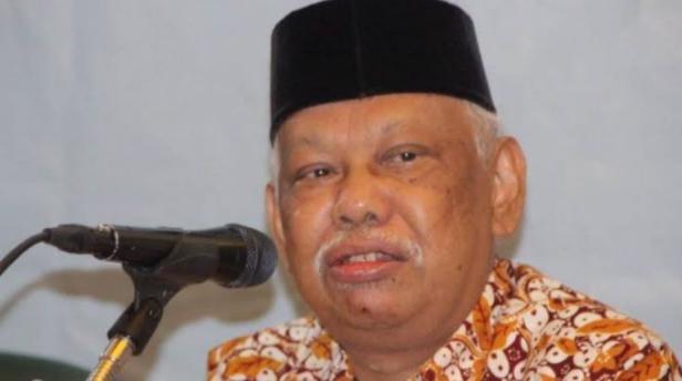 guru besar UIN Syarif Hidayatullah Jakarta, Azyumardi Azra