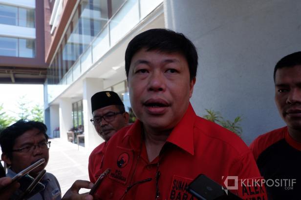 Alex Indra Lukman, Ketua DPD PDIP Sumatera Barat