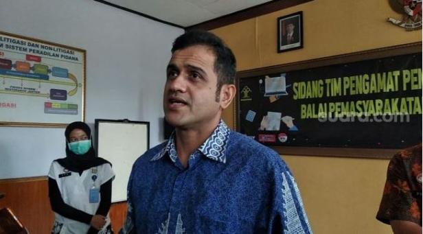 Mantan Bendahara Umum Partai Demokrat M Nazaruddin resmi bebas penjara