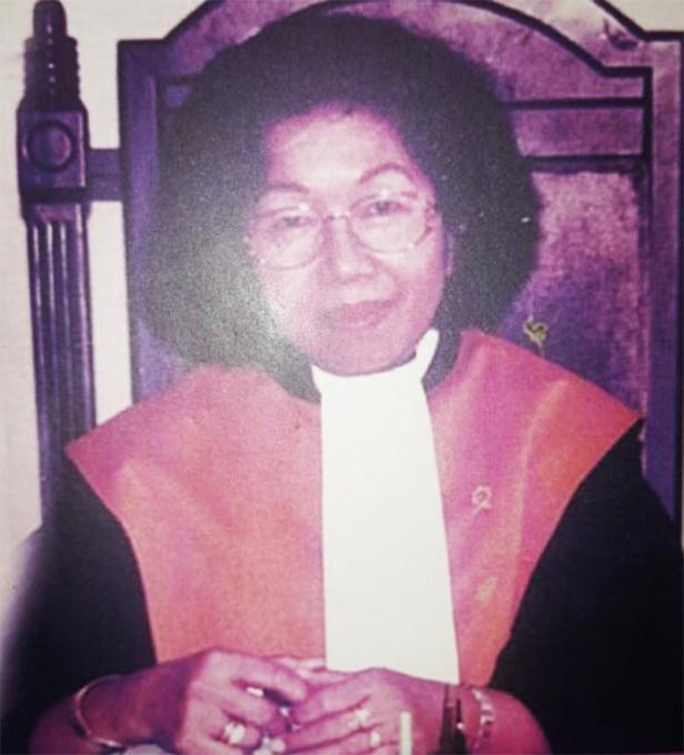 Hj Asma Samik Ibrahim