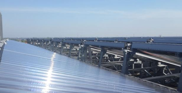 Solar Thermal Cooling System