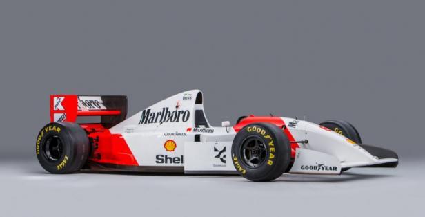 1993 McLaren MP4/8A