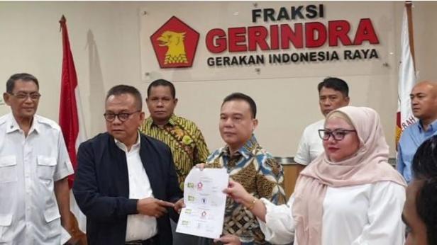 Gerindra dan PKS resmi calonkan dua wakilnya untuk rebutkan posisi Wagub DKI Jakarta.