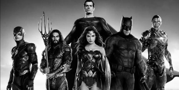 .Justice League 2021 versi Garapan Zack Snyder