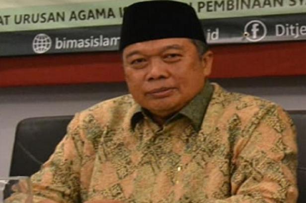 Direktur Urusan Agama Islam dan Pembinaan Syariah, Ditjen Bimas Islam Agus Salim