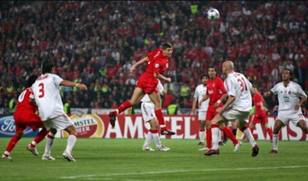 Liverpool Vs AC Milan Final Liga Champions 2005