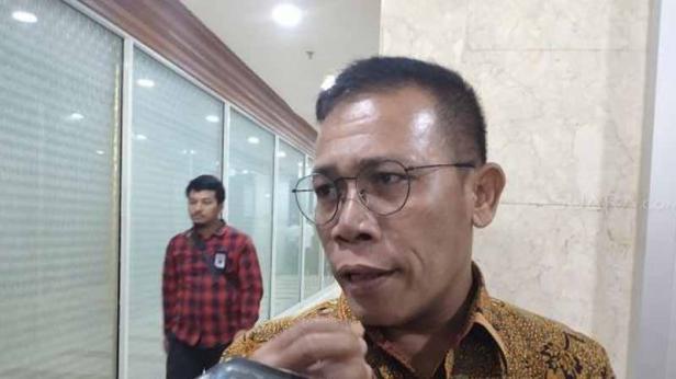 Anggota Komisi III DPR RI dari Fraksi PDI Perjuangan Masinton Pasaribu