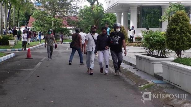 Polisi amankan salah seorang pelajar