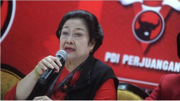 Ketua Umum PDI Perjuangan (PDI-P) Megawati Soekarnoputri