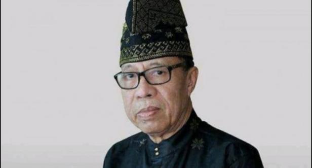 Mantan Menteri Dalam Negeri (Mendagri) Letnan Jenderal TNI Syarwan Hamid