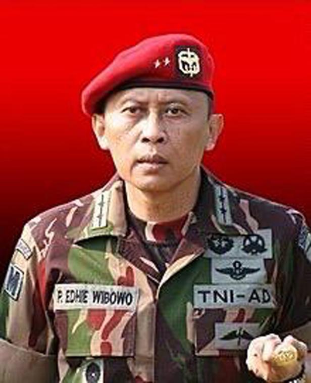 Jenderal TNI Purn Pramono Edhie Wibowo.