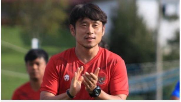 Pelatih fisik tim nasional U-19 Lee Jae-hong