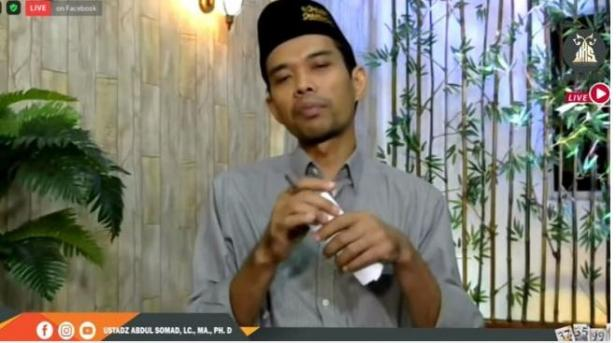 Ustaz Abdul Somad menceritakan saat dirinya diusir dari pesawat.