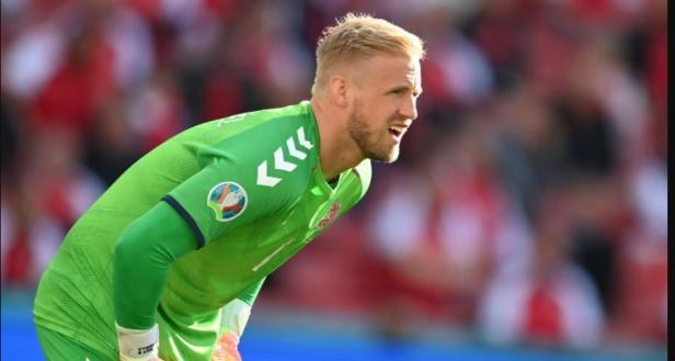 Kiper Denmark Kasper Schmeichel