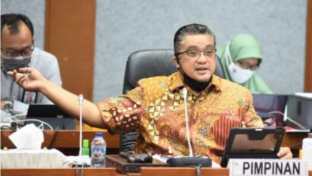 Wakil Ketua Komisi X DPR RI Dede Yusuf.