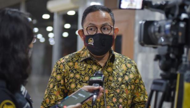 Anggota Komisi IV DPR RI Andi Akmal Pasluddin