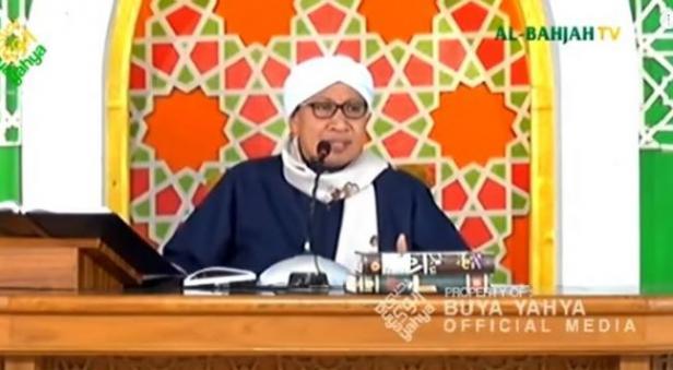 Pendiri Pesantren Al-Bahjah,Yahya Zainul Ma'arif atau dikenal Buya Yahya