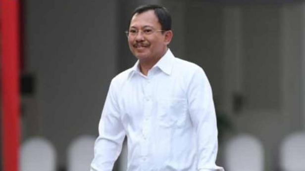Menteri Kesehatan Terawan Agus Putranto.