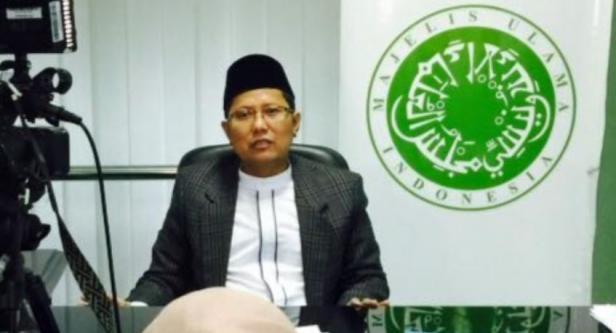 Ketua Majelis Ulama Indonesia (MUI), KH Cholil Nafis