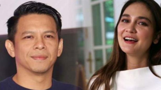 Luna Maya dan mantan kekasihnya, Ariel NOAH