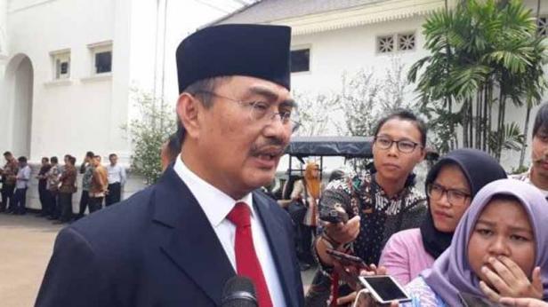 Mantan Ketua Mahkamah Konstitusi (MK) Jimly Asshiddiqie