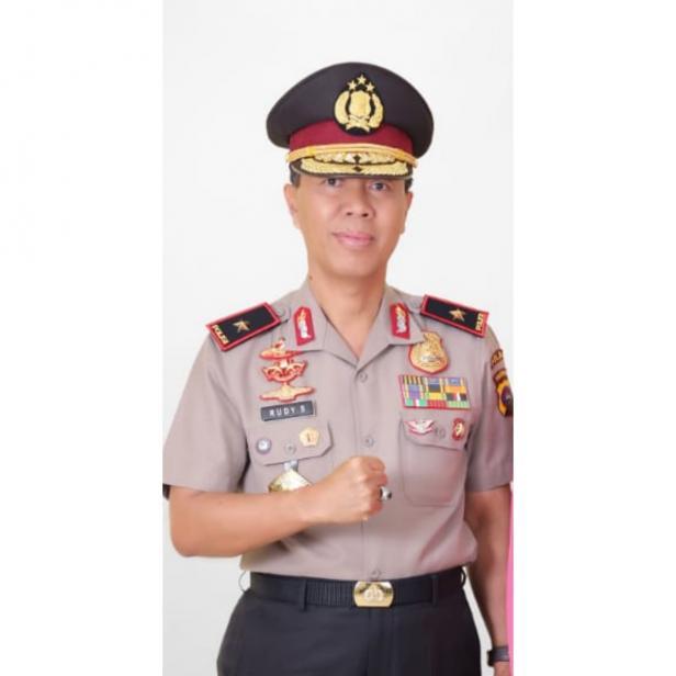 Brigjen Pol Rudy Sumardiyanto