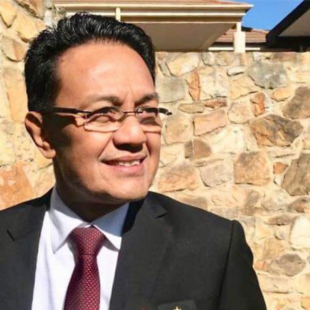 Calon Wakil Gubernur Sumbar Indra Catri
