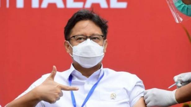 Menteri KesehatanBudi Gunadi Sadikin