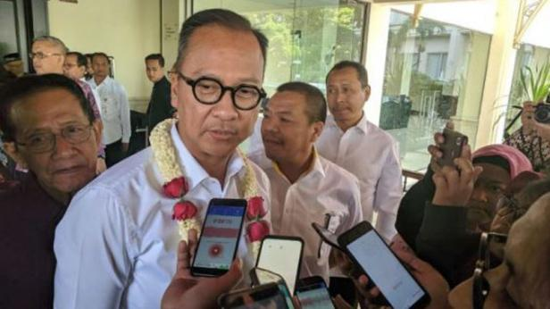 Menteri Perindustrian Agus Gumiwang.