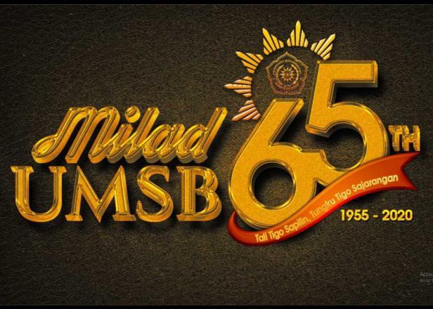 Logo Milad UMSB