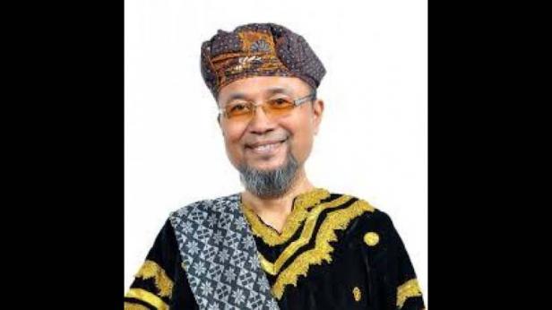Ketua Majelis Tinggi Kerapatan Adat Alam Minangkabau Irfianda Abidin