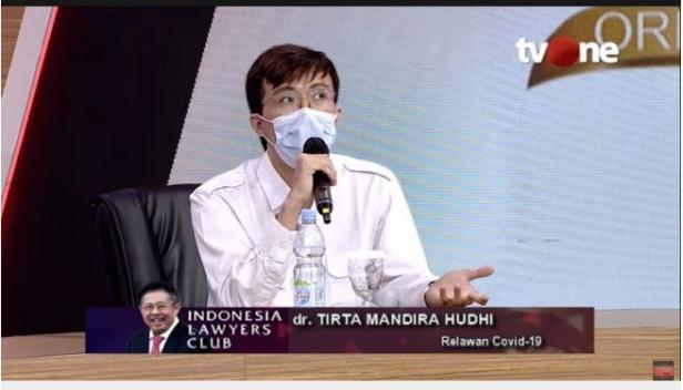 Dokter Tirta di ILC TV One