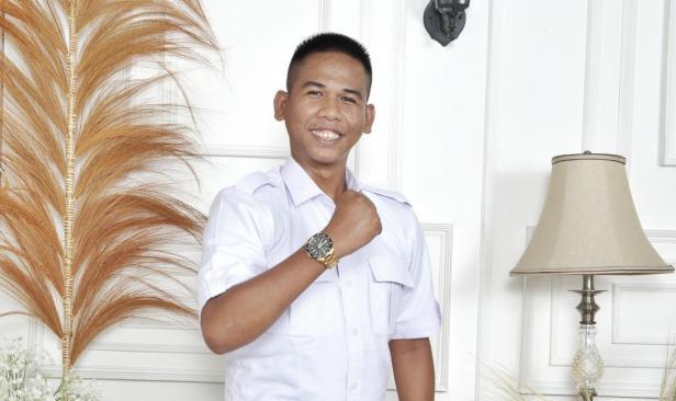 Wakil Sekretaris DPD Gerindra Sumatera Barat (Sumbar), Adha Putra