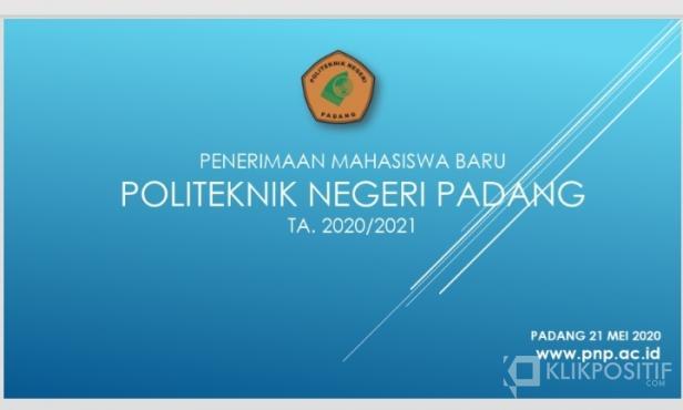 PNP buka penerimaan mahasiswa baru jalur SBMPN