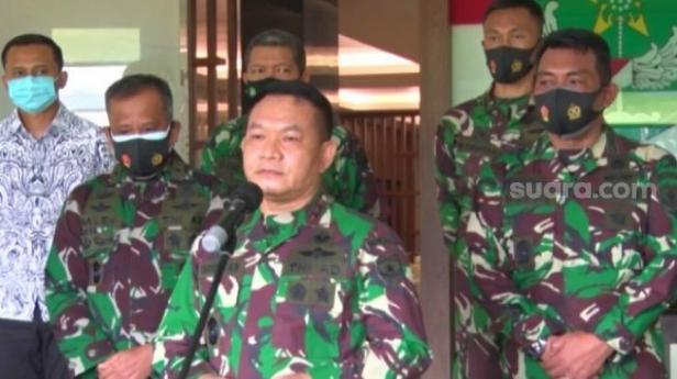 Pangdam Jaya Mayjen TNI Dudung Abdurrachman