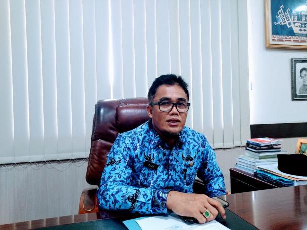 Sekretaris Daerah Kota Payakumbuh, Rida Ananda.