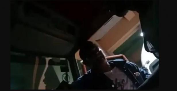 potongan video pemalakan oleh izet