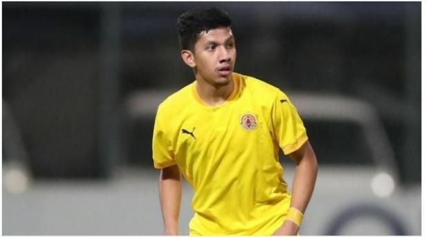 Khuwailid Mustafa pemuda asal Aceh yang saat ini meniti karier di liga Qatar