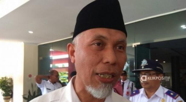 Gubernur Sumbar, Mahyeldi