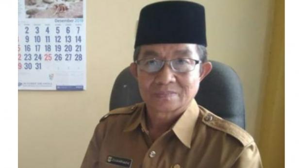 Kepala Dinas Sosial dan PMD Kabupaten Solsel, Zulkarnain.