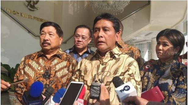 Ketua Umum APINDO Hariyadi Sukamdani.