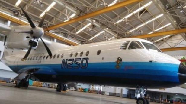 Pesawat N250 yang Dikembangkan BJ Habibie