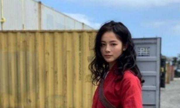 Liu Yaxi, pemeran pengganti dalam film Mulan