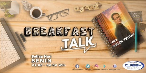 Program Breakfast Talk di Radio Classy FM