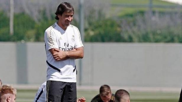 Legenda Real Madrid yang kini melatih Real Madrid Castilla, Raul Gonzalez Blanco