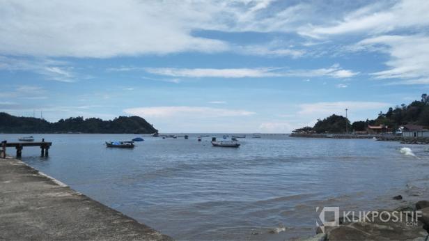 Pantai carocok Painan - Pessel